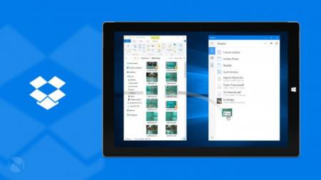 Dropbox launches new Universal Windows 10 app for PCs, including Windows Hello support