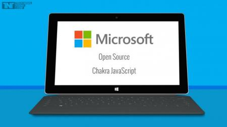 Microsoft open sources ChakraCore, the core part of the Chakra Javascript engine