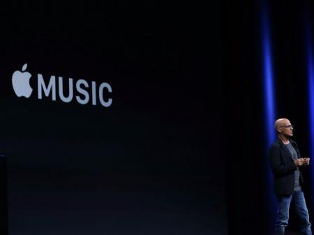 Apple Music gets to 10 million subscribers in 6 months, when it took 6 years for Spotify