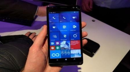 HP Elite X3 Pictured at MWC 2016, Fingerprint Sensor, Iris Scanner Confirmed