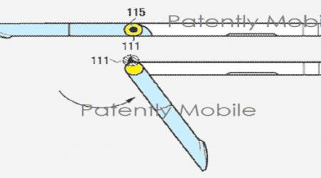 The Galaxy Note S Pen might act as a smartphone stand one day