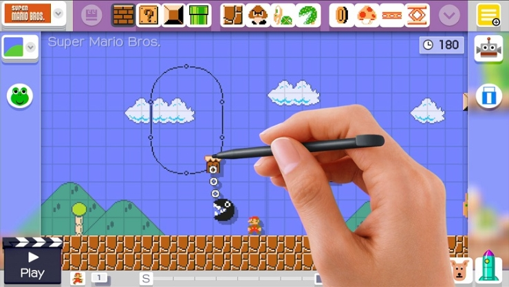 Rumor: Nintendo Designing New Mario Game